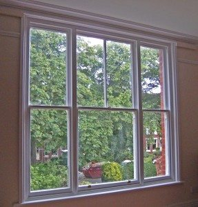 Sash Windows - Restoration, Double Glazing & Replacement