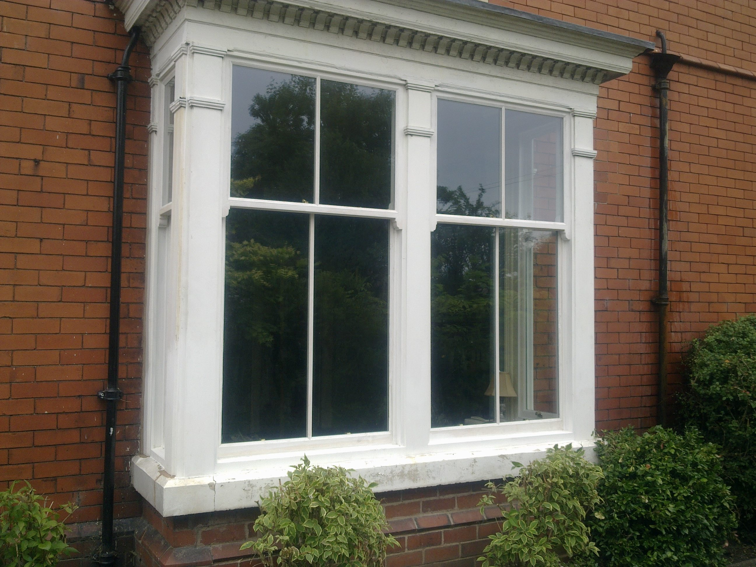 Sash window double glazing restoration double glazing for Double glazing