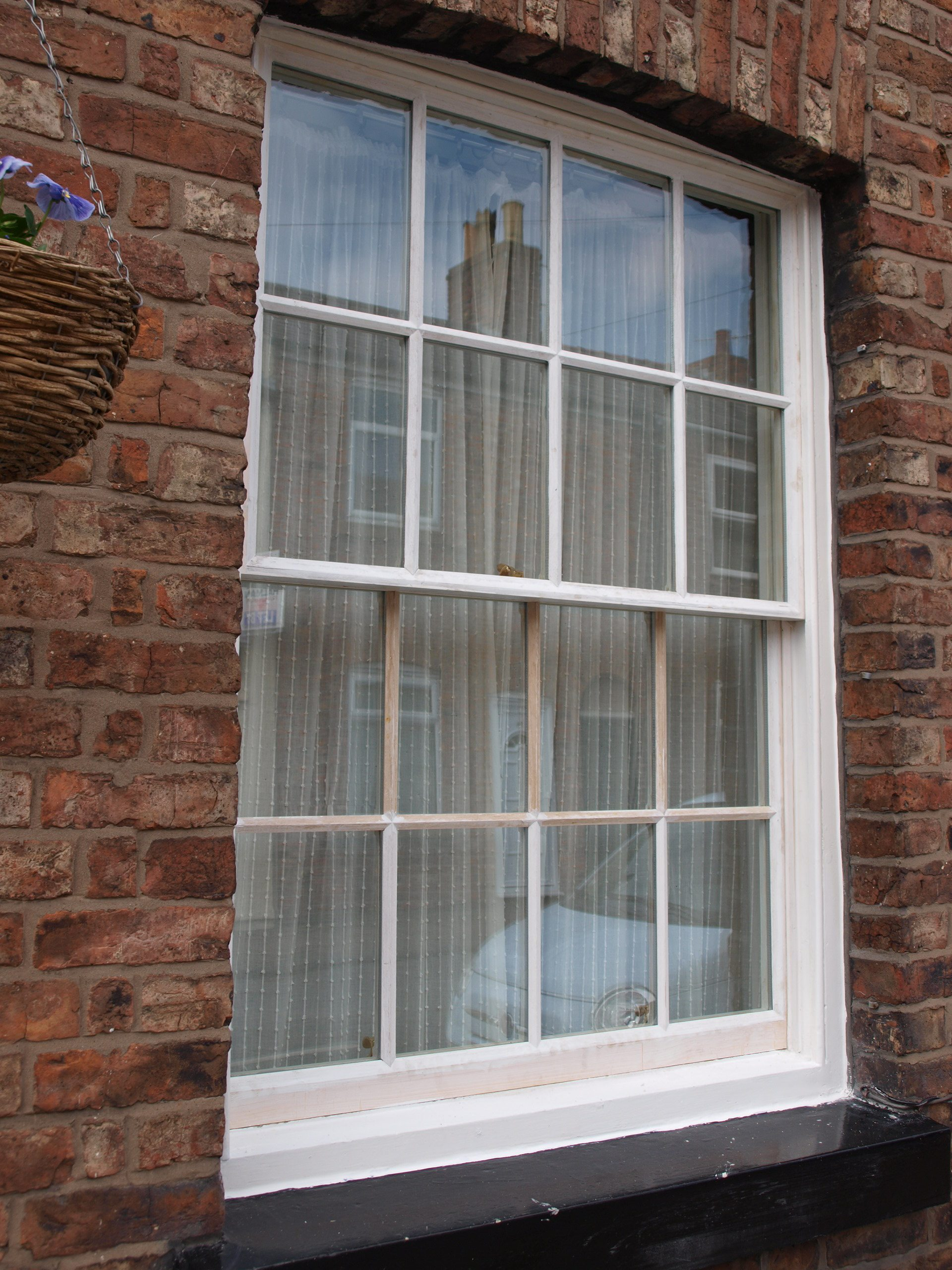 Sash Window Double Glazing Restoration Double Glazing