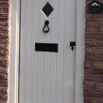 Bespoke Door & Frame, Bollington