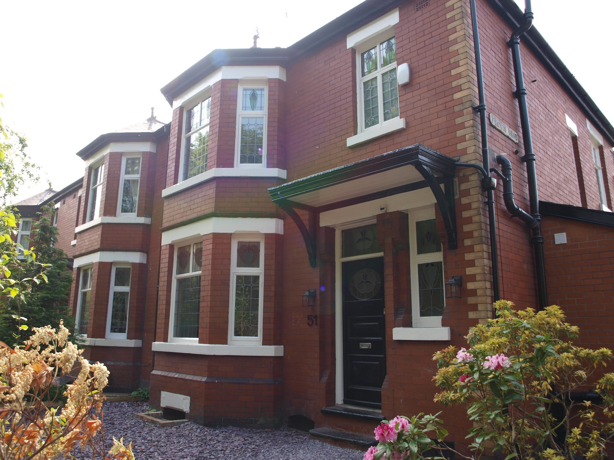 Casement Double Glazed Windows, Chorlton