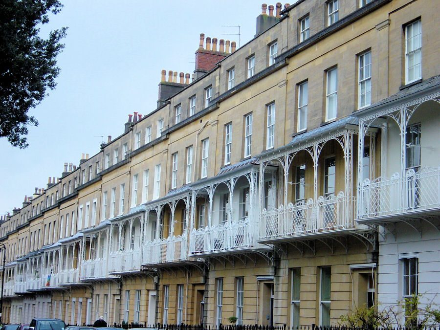 Bristol sash windows