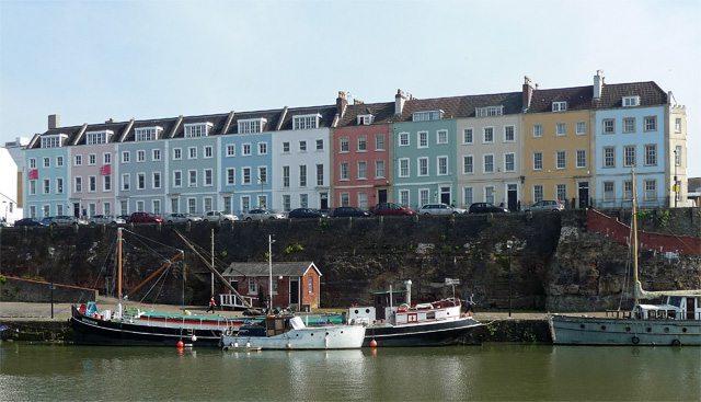 Bristol sash windows